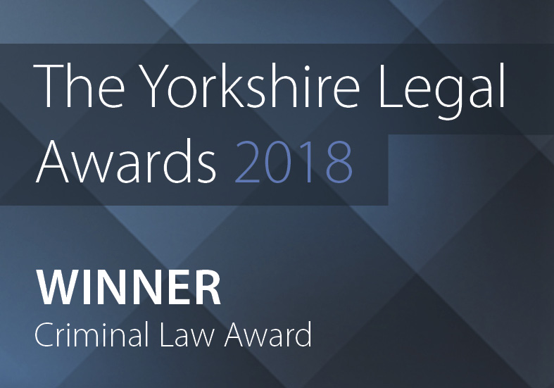 2018 YLA Winner logos Criminal Law Award